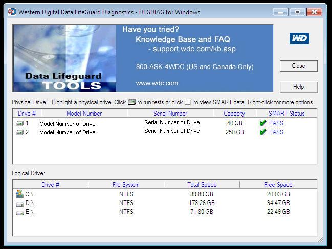 Besorgt über Ihre Festplatte?  Hier sind 4 Möglichkeiten, um den Festplattenstatus in Windows zu überprüfen