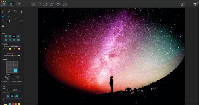 Capto - Die ultimative Bild- und Videoaufnahme-App für Mac