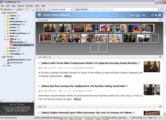 Die 3 besten RSS-Reader für PC-Benutzer