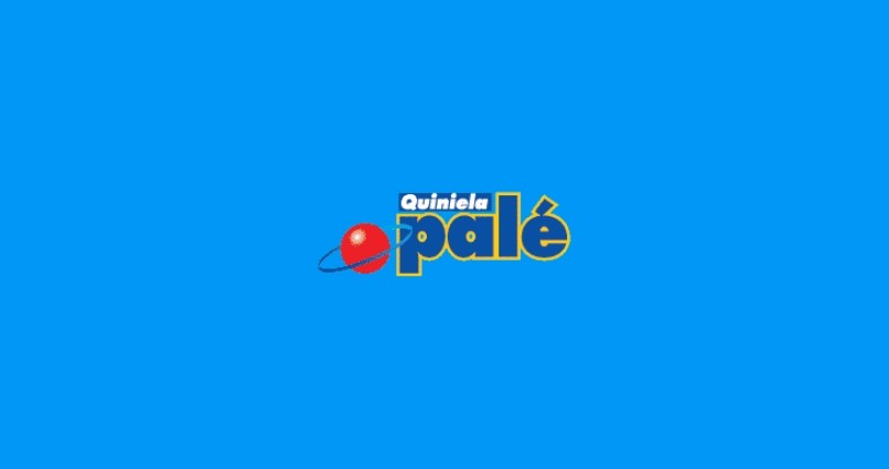 hellblauer Hintergrund des Loteria-Logo-Schwimmbades