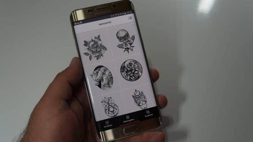 Tattoo-Design-App