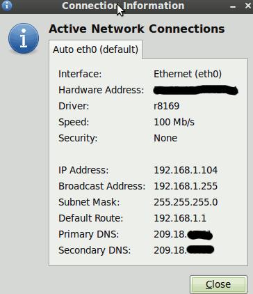 Einrichten eines Heimnetzwerks mit Linux Mint