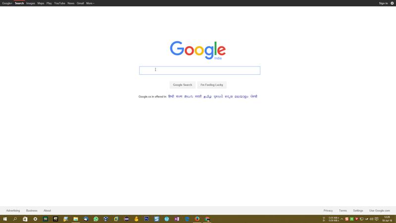 Festlegen einer Webseite als Hintergrundbild in Windows 10