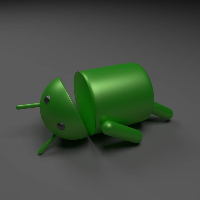 Android verlor Funktionen