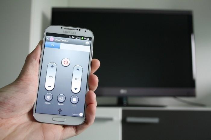 Infrarot-Telefone