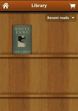 Lesen Sie E-Books auf Android mit Aldiko Book Reader