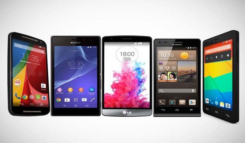Android-Handy mit wenig Speicher