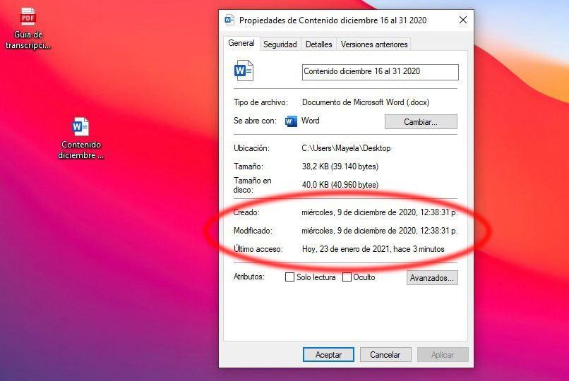 Dateidatum