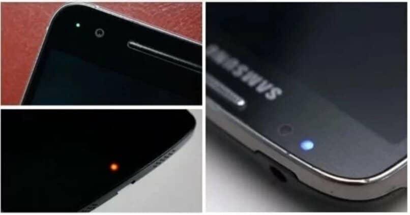 LED-Licht Samsung aktivieren