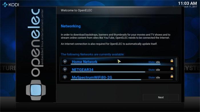 So bauen Sie Ihr Multimedia-Center mit OpenELEC