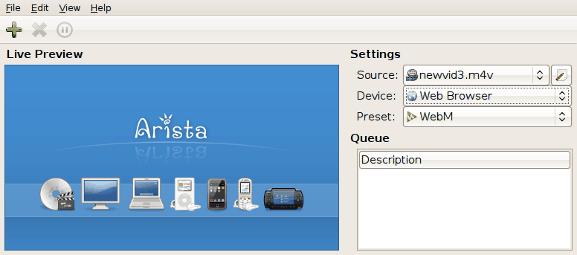 So codieren Sie WebM-Videos für YouTube unter Linux