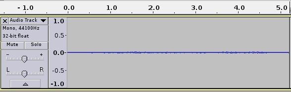 So entfernen Sie weißes Rauschen aus Audio in Audacity