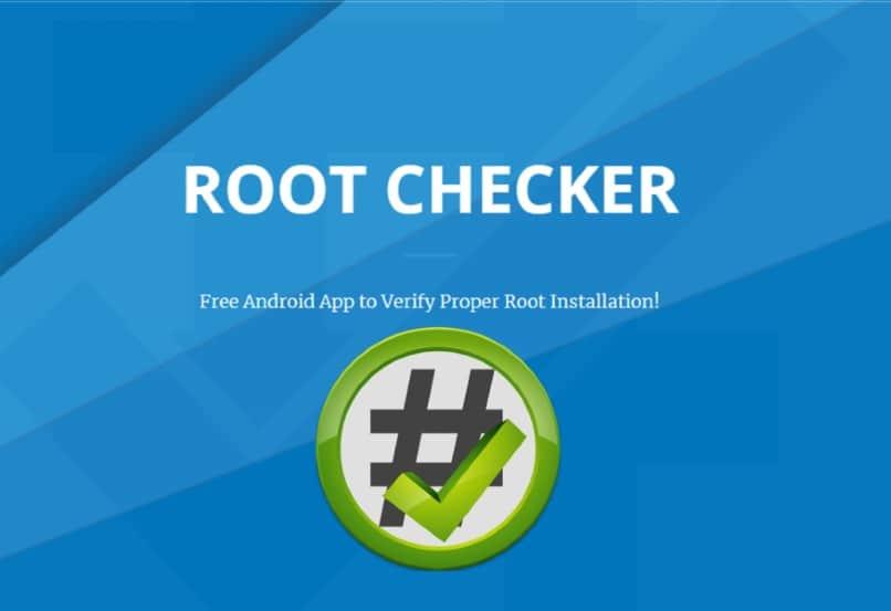 Symbol der Root-Checker-App