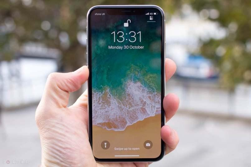 Möglichkeit des Eintauchens des Wassers des iPhones