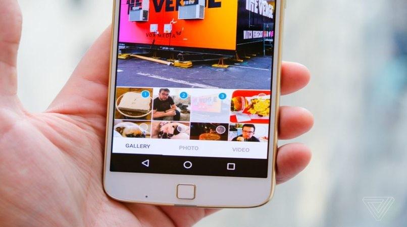 Instagram-Konten unter iOS