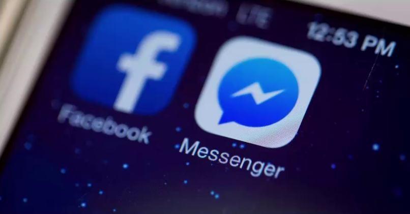 Facebook Messaging Apps Handy installiert