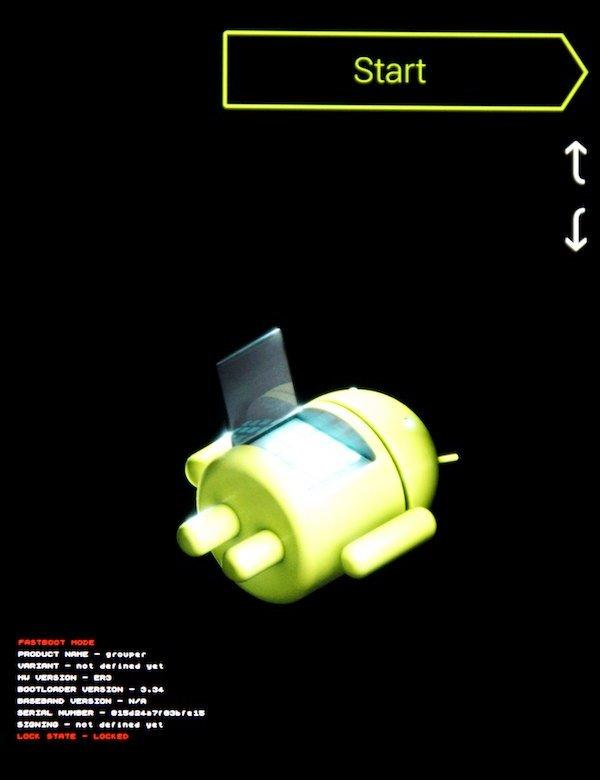 So installieren Sie Ubuntu Touch auf Nexus 7