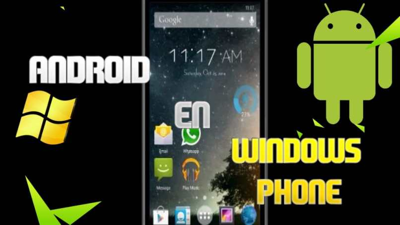 Android Windows Handy-Installation
