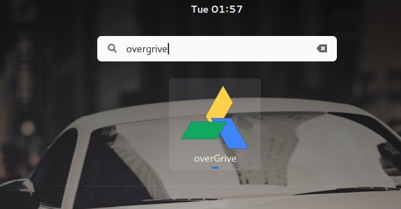 So installieren und konfigurieren Sie Overgrive Google Drive Client unter Linux