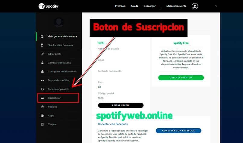 Spotify abbestellen