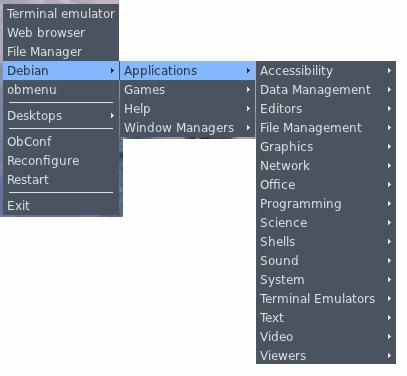 So konfigurieren und passen Sie Openbox an[Linux]