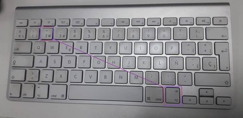 Lernen Sie, das at-Zeichen auf dem Mac einzugeben