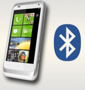 Dateien über Bluetooth übertragen