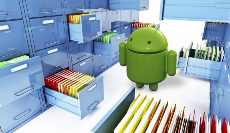 Holen Sie sich Android gelöschte Dateien