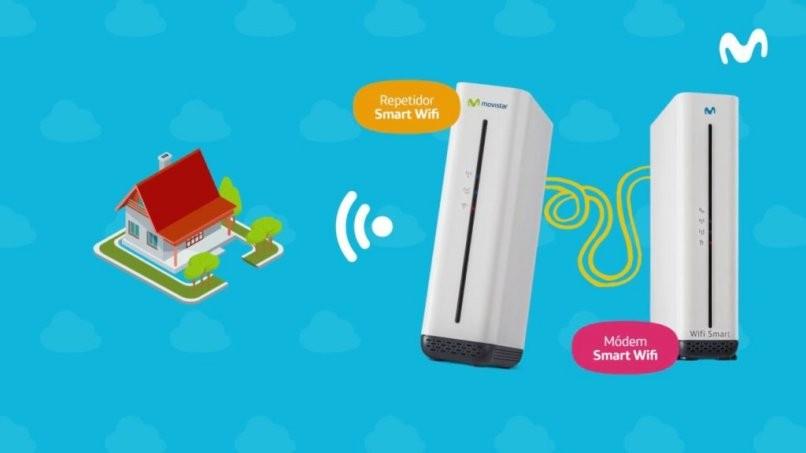 movistar home wifi router