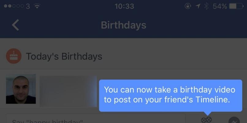 Alter auf Facebook verstecken