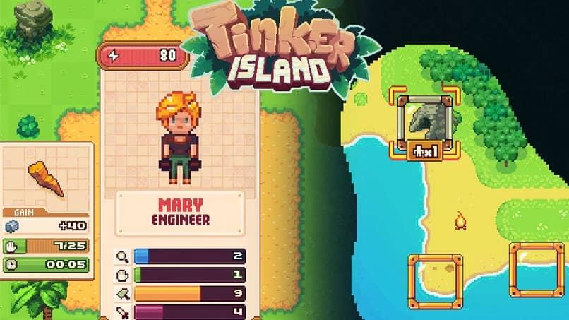 Trinker Island Passspiel