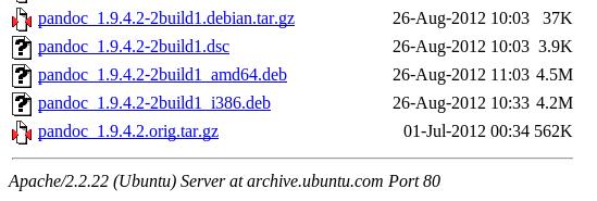 Verwendung von DEB-Quellpaketen zum Anpassen Ihrer Softwareinstallation