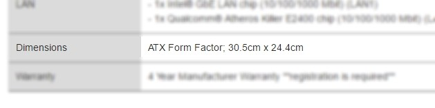 Was sind EATX, ATX, Micro ATX und Mini ITX - 1