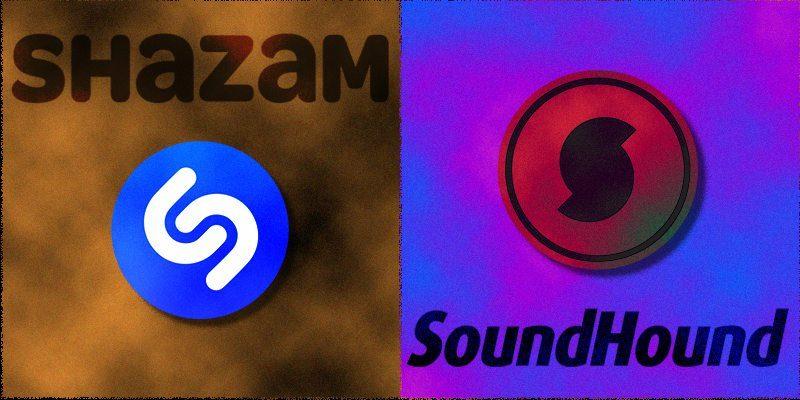 Wie Musikerkennungs-Apps wie Shazam und Soundhound sich hervorragend zur Identifizierung von Musik eignen.  Sie sind einfach zu bedienen, aber wie sie funktionieren, ist ein Rätsel.