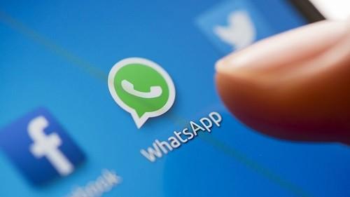 Installieren Sie WhatsApp iOS Android