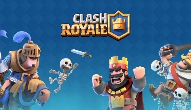 Clash Royale zwei mobile Konten