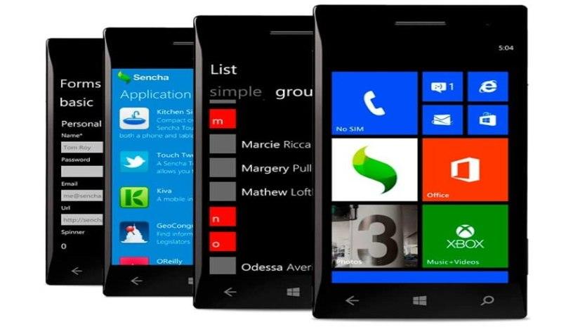 Windows Phone Update System