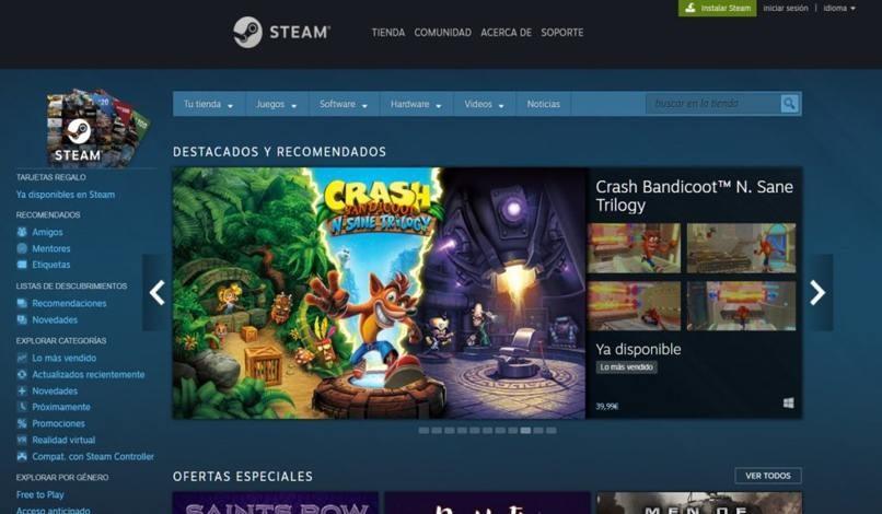 Installieren Sie Steam-Spiele