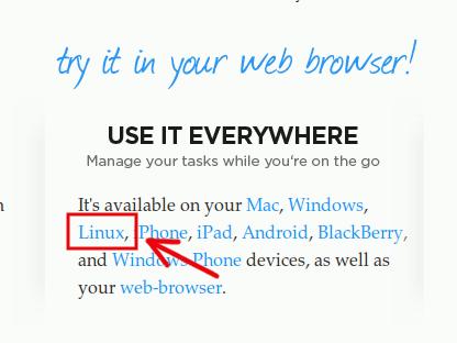 So installieren Sie Wunderlist unter Ubuntu