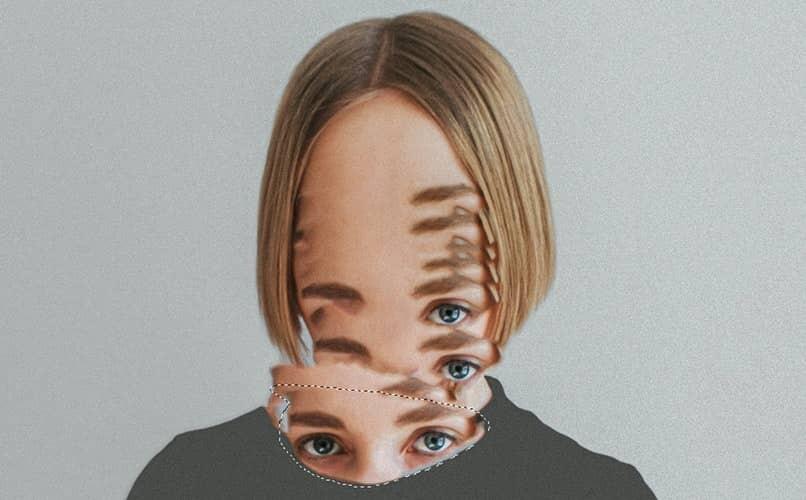 Photoshop-Bildüberlagerung